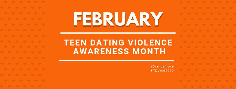 Teen Dating Violence Awareness Month (TDVAM)