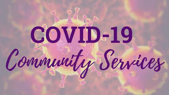 COVID-19 Community Services